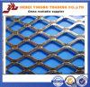 Plate-forme augmentée résistante de métal ouvré d'acier doux