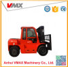 Vmax 7 Ton Forklift mit Highquality Double Front Tire