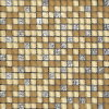 Mosaico di vetro dorato di arte (VMW3701)