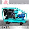 6inch de diesel Pomp van het Water voor LandbouwIrrigatie met Aanhangwagen