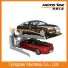 Столб 2 опрокидывая систему стоянкы автомобилей с аттестацией CE/ISO9001