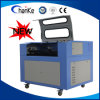 切断の彫版の革木のためのCk6090 60With80Wの二酸化炭素レーザー機械
