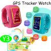 Kinder GPS-Verfolger-Uhr mit Geo-Zaun (Y3)