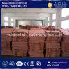 Kupferne rote kupferne Platte des Blatt-T2-C12200