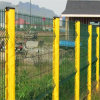 PVC Coated Welded Mesh Fence Used для сада
