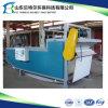 Machine de filtre de courroie pour l'asséchage de cambouis