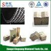 De l'usine segments de diamant directement 2000mm pour le découpage de granit