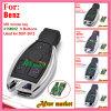 Chave remota para o Benz do MB 2001-2012 com 2 teclas 433MHz