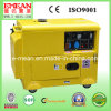 5500ww Water Cooling 4stroke Silent Home Three-Phase Diesel Generator
