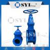 Eisen-Absperrschieber-Hersteller ISO-9001 duktiler