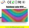 Módulo do diodo emissor de luz da cor M10 do arco-íris com brilho elevado (P10, 320*160mm)
