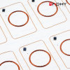 LF Tk4100 RFID Prelam Inlay 0.6mm Thickness voor Card