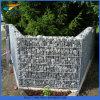 Casella di Gabion saldata quadrato rigido del cestino del materasso di Reno di qualità
