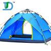 Einfache Leute-aufblasbares kampierendes Zelt der Installations-2-3 für das Wandern