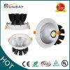Commutateur commercial élevé de gradateur du lumen 6inch LED Downlight