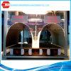 Hitzebeständiges Insullation PPGI von erweitertem Metallineinander greifen Xiamen-HDG Edelstahl für Gebäude