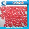 Taches de couleur pour la poudre de blanchisserie avec la forme de cercle
