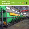 A película quente do HDPE do LDPE da venda recicl a máquina