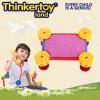 Het geometrische Stuk speelgoed van de Bouwsteen van het Schuim Voor Jongen en Meisje