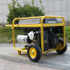 5000W Portable Three Phrase Gasoline Power Generator