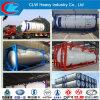 Топливозаправщик LPG контейнера LPG (CLW8101)