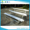 Assento do estádio do carrinho de Metel da alta qualidade para Bleachers da escola de treinamento