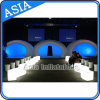 Trade Show ExhibitionのためのLED Lighting InflatableルナTent