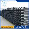 Tubo plástico del PVC de la tubería del drenaje de tierra