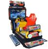Machine dynamique à jetons électrique Supplier&Exporter de jeu de course du véhicule 3D