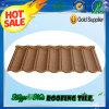 Tuile de toit enduite en métal de sable anti-calorique