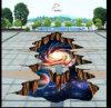 2016 새로운 Universe 3D Floor Sticker