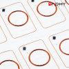 Custimize RFIDのアンテナコイルの象眼細工125kHz Em4100/4200