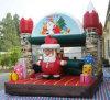 Videur de Noël, saut gonflable, château plein d'entrain à vendre