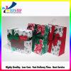 Cajas de embalaje del papel determinado de la Navidad del regalo de la promoción