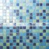 piscinas de cristal azules del azulejo de mosaico de 20X20m m (BGE009)