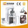 Chocolat automatique comptant la machine à emballer remplissante