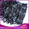 Hairの安いブラジルのVirgin Hair Deep Wave Clip