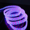 Lumière extérieure de corde du changement de couleur RVB 108 LEDs/m DEL de décoration de frontière de sécurité