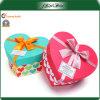 Коробка подарка упаковки конфеты промотирования способа сердца форменный