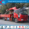 Ехпортированный Уилер Truck Faw Rhd 6 с Crane