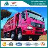 Sinotruk HOWO 8X4 40-50t 371HP/420HP Hochleistungsspeicherauszug-Lastkraftwagen mit Kippvorrichtung