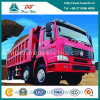 Sinotruk HOWO 8X4 40-50t 371HP/420HP 덤프 팁 주는 사람 트럭