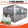 Завод новой питьевой воды 5L конструкции автоматической разливая по бутылкам