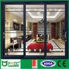 Европейское Standard Aluminium Sliding Galss Door с Tempered Glass