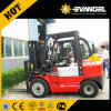 Gabelstapler Air Conditioner Automatic Transmission Yto 2ton Small Diesel Forklift Cpcd20 für Sale