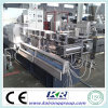 High Quality Parallel Co- Rotating Twin Screw Extruder Pet Recycling Machine
