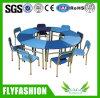 데이케어 School Furniture Kid Table와 Chair (SF-36C)