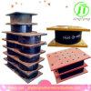 RubberLager van het Lood van de Kwaliteit van Jingtong van de Fabriek van China het Rubber voor De Basis van de Isolator van Siemisic van de Bouwconstructie