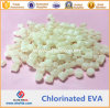 Acetato tratado con cloro EVA tratado con cloro del vinilo del etileno (CEVA)