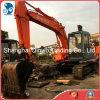 máquina escavadora hidráulica usada Ex120 da esteira rolante de 12ton Hitachi pronta para a venda